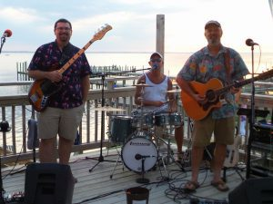 Live Music at AQUA by The Mo-Rons