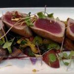 Fresh tuna tonight