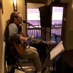 Saturday Music in the Bar by BC