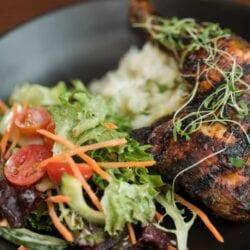 Distinctly Flavorful Jerk Chicken