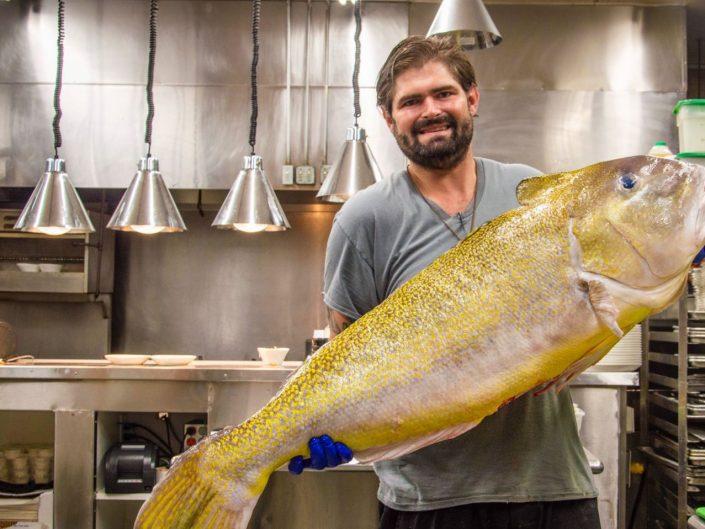 Fresh local caught Tilefish