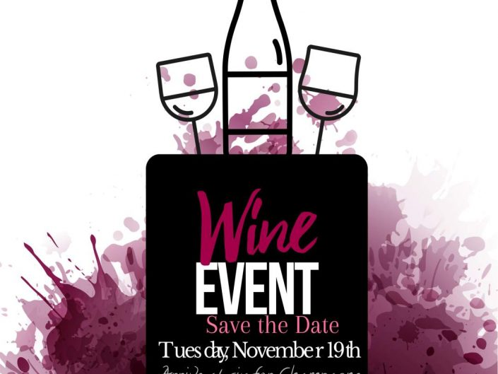 AQUA Restaurant's November 2019 Wine Event