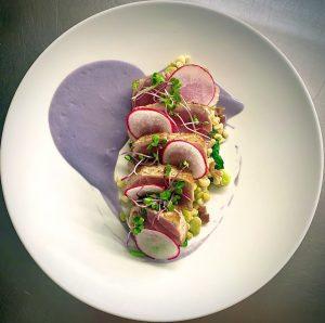 Chef's Tuna Creation